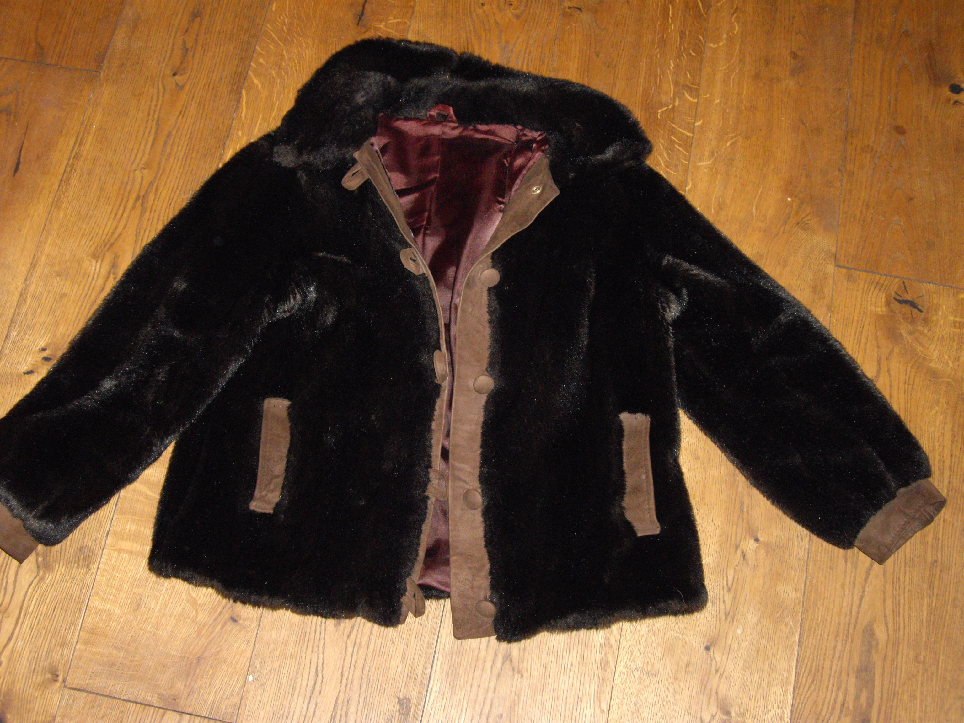Vintage Sheepskin Coats For Men